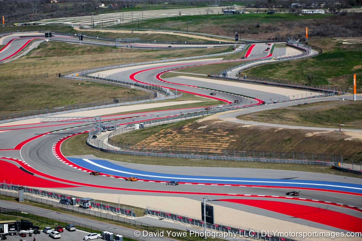 2015 COTA (View from tower 2)