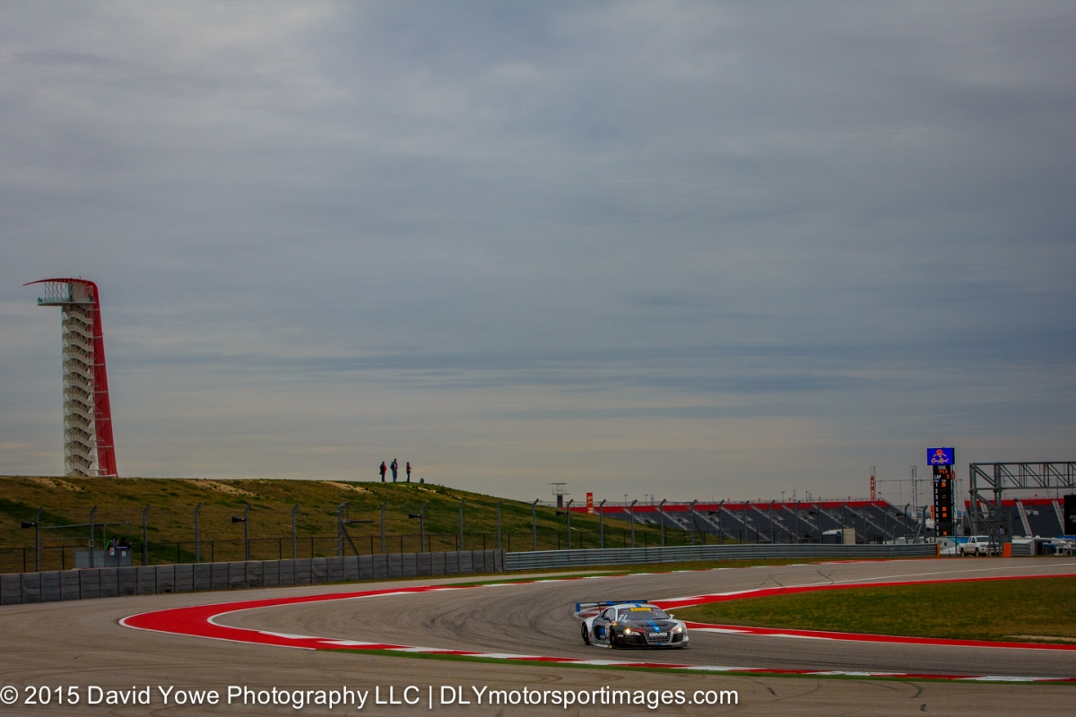 2015 COTA (#21 GMG Racing )