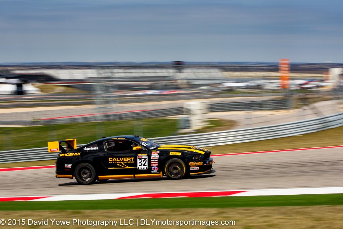 2015 COTA (#32 Phoenix American Motorsports)