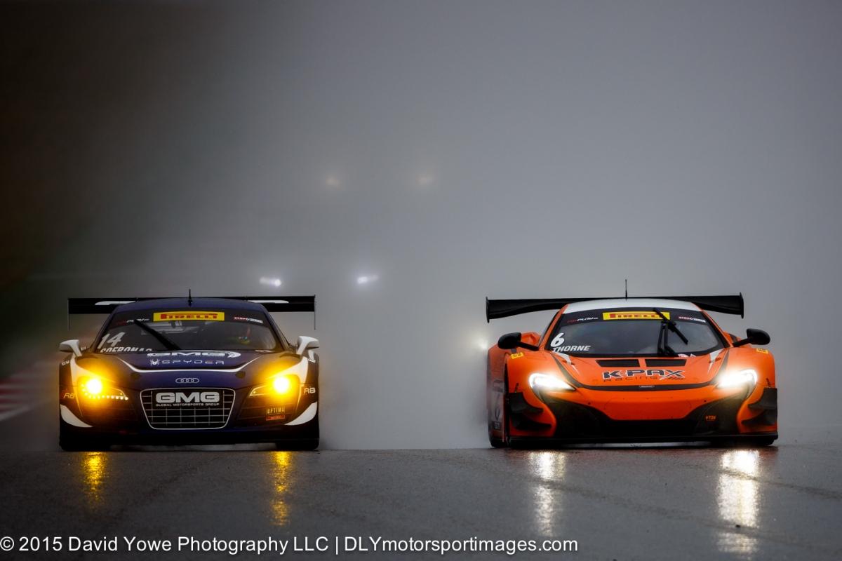 2015 COTA (#6 K-PAX Racing)