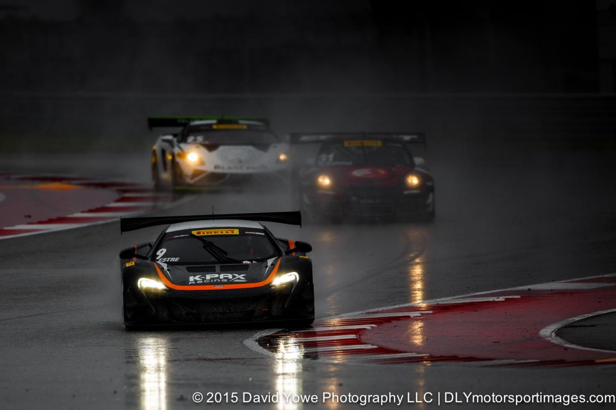 2015 COTA (#9 K-PAX Racing)