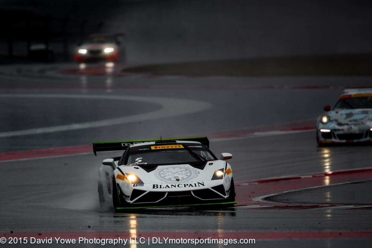 2015 COTA (#25 Reiter Engineering Lamborghini)