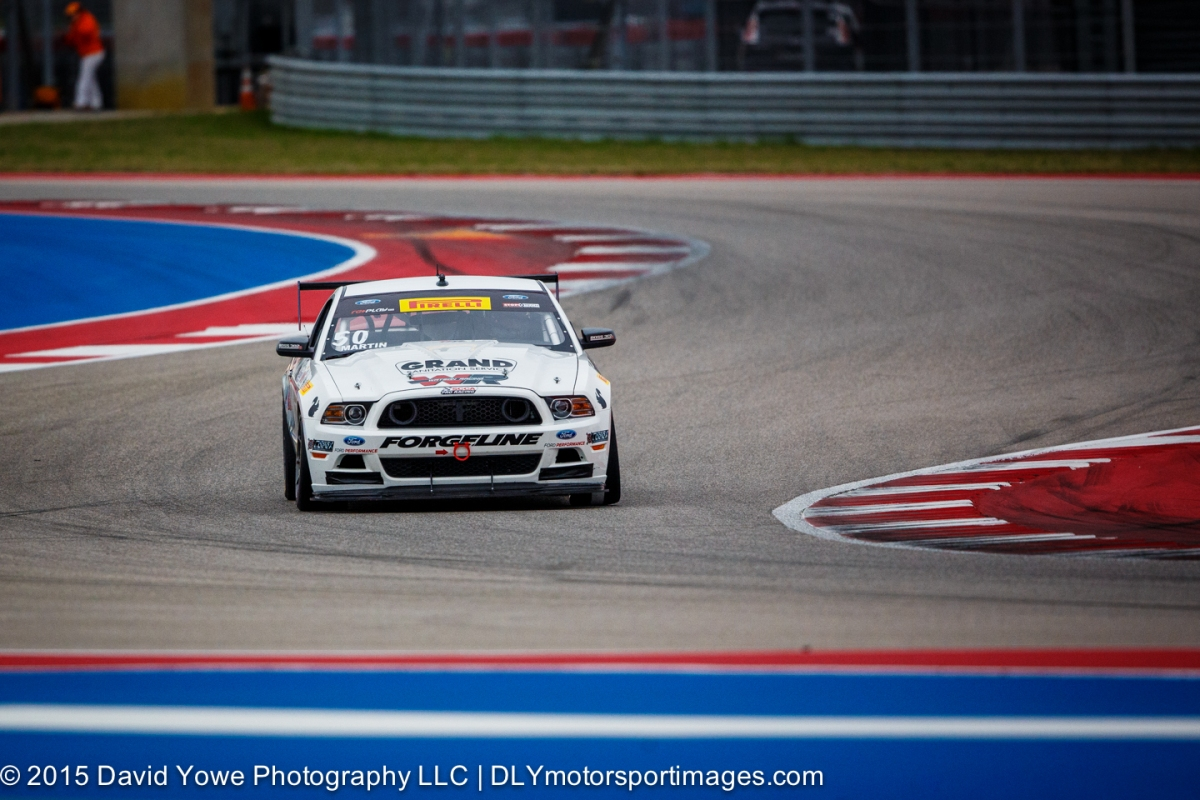 2015 COTA (#50 Rehagen Racing)