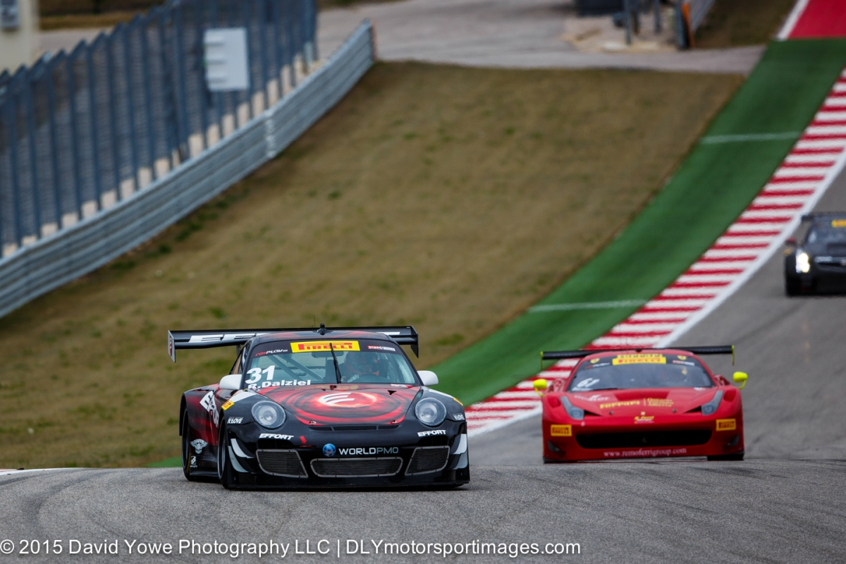 2015 COTA (#31 EFFORT Racing)