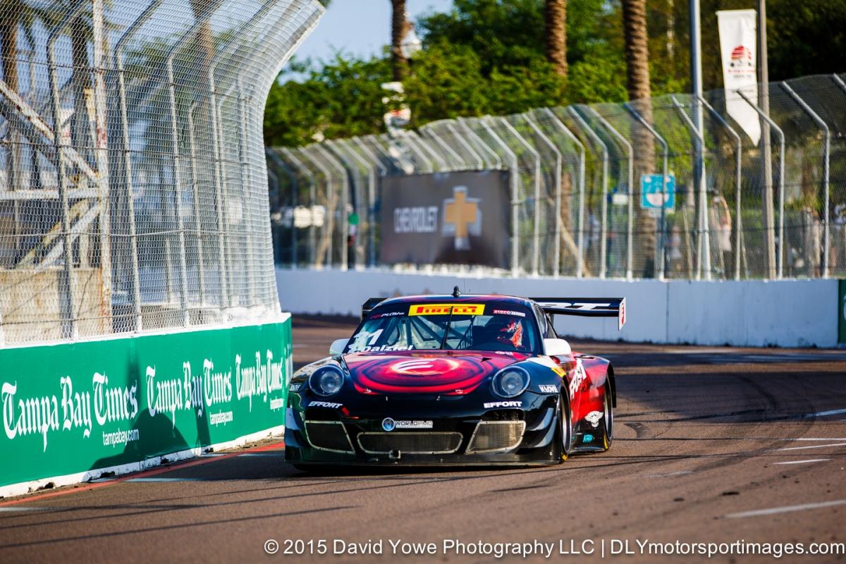 2015 St Petes (#31 EFFORT Racing)