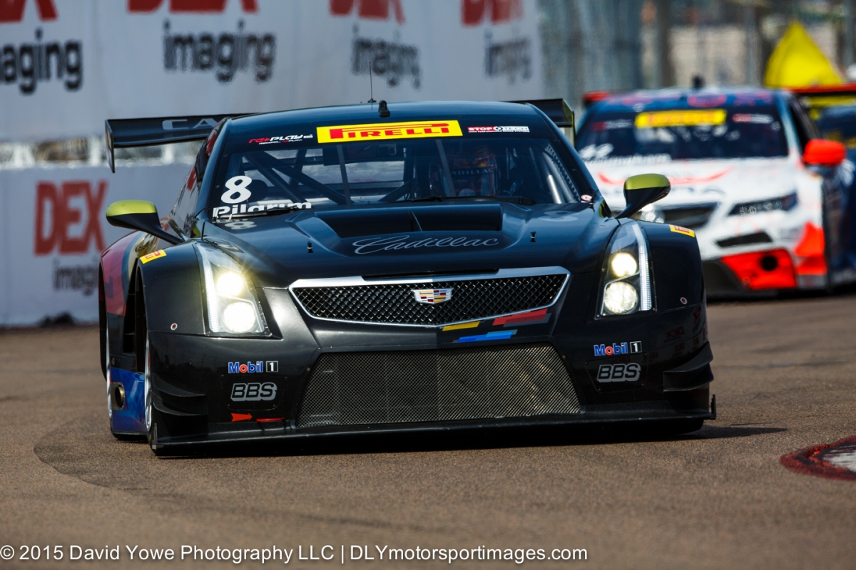2015 St Petes (#8 Cadillac Racing)