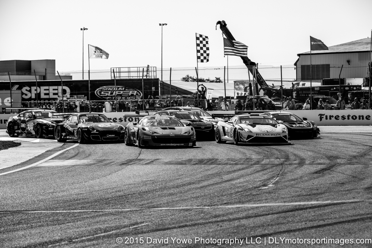 2015 St Petes (Race start)