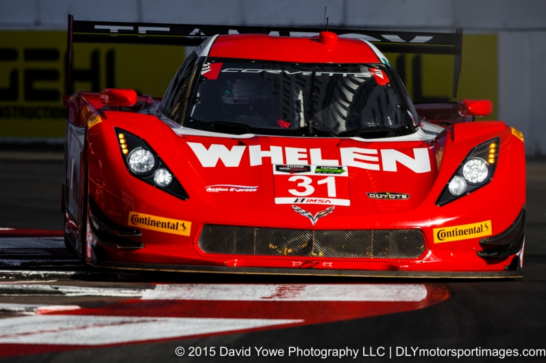 #31 Action Express Racing Corvette DP (Long Beach, California, USA)