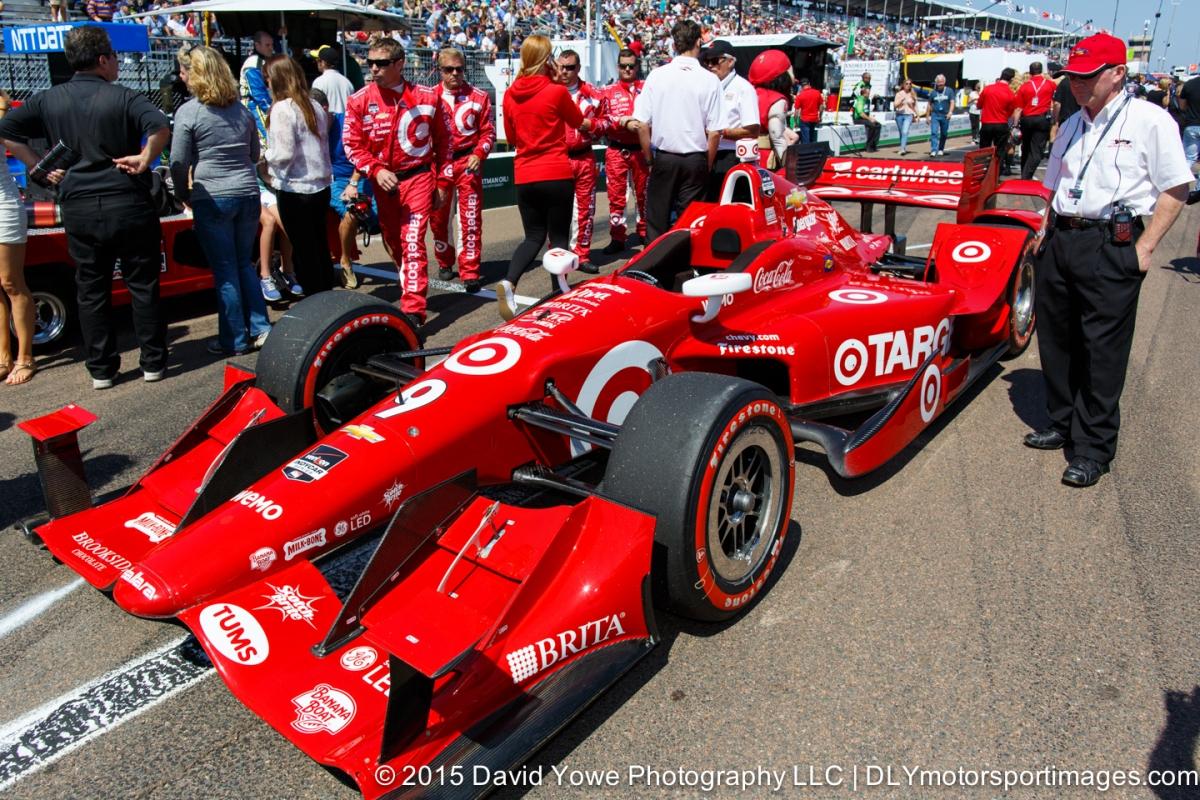 2015 St Petes (#9 Target Chip Ganassi Racing)