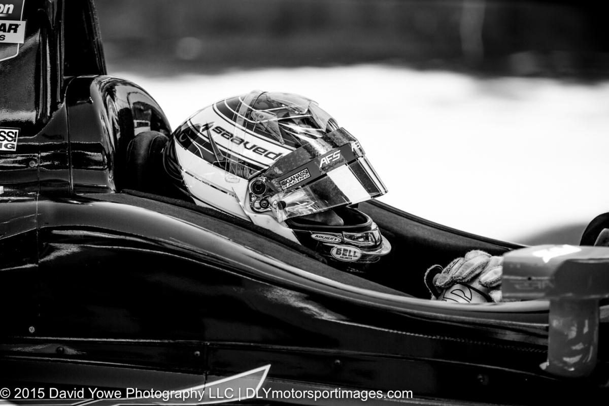 2015 Long Beach (#8 Chip Ganassi Racing)