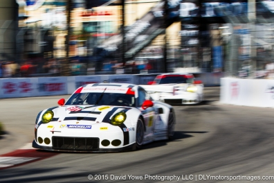 #911 Porsche North America Porsche 911 RSR (Long Beach, California, USA)