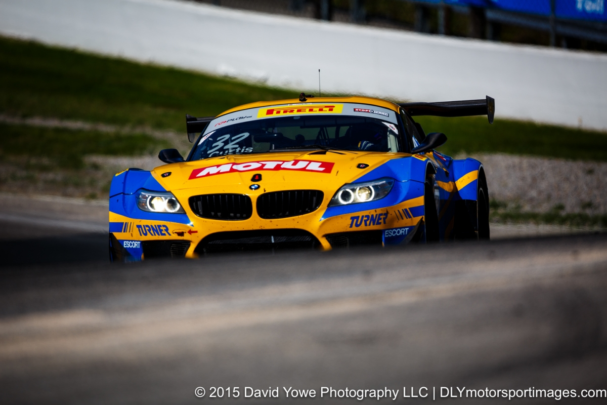 2015 Mosport (#32 Turner Motorsport)