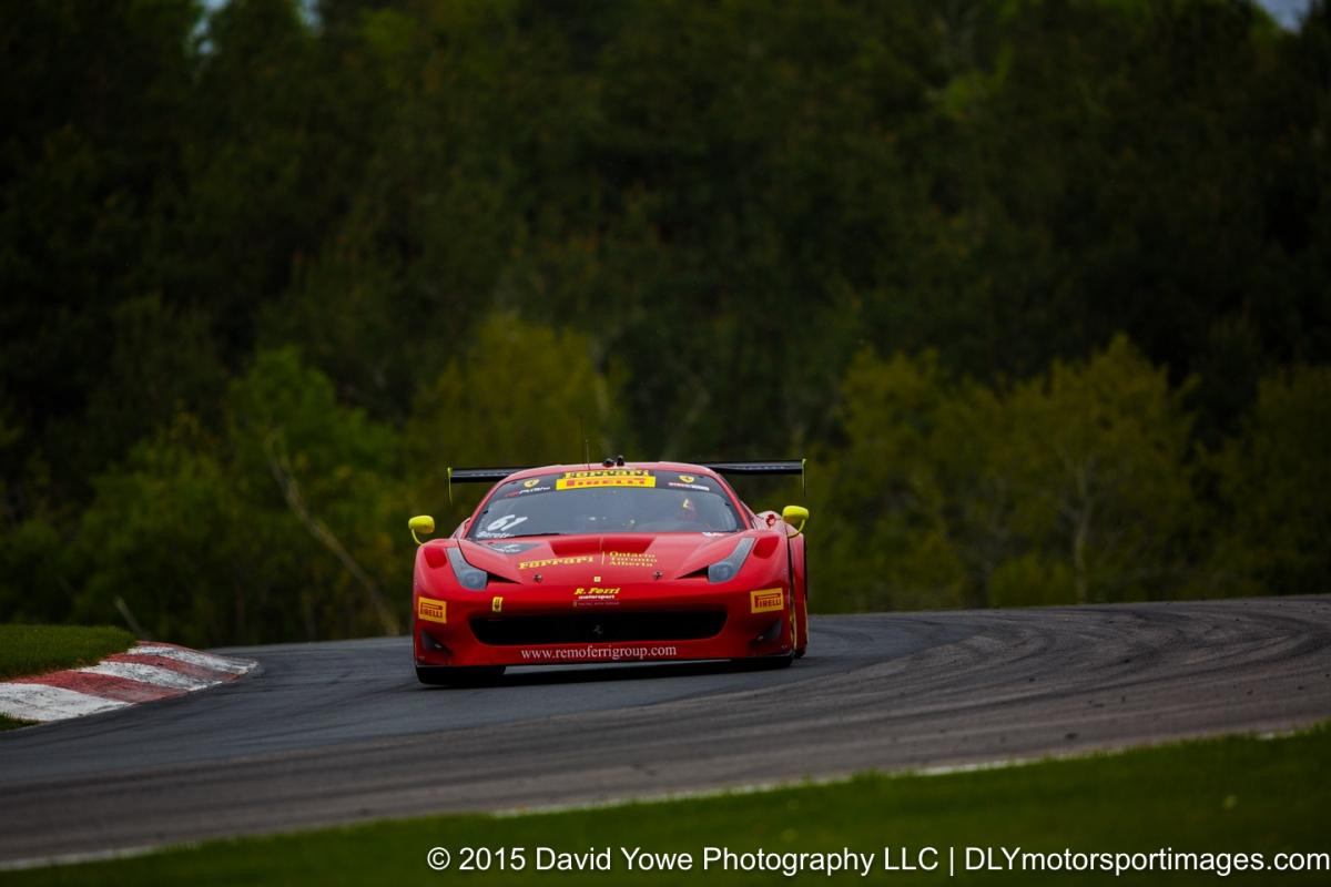 2015 Mosport (#61 R. Ferri)