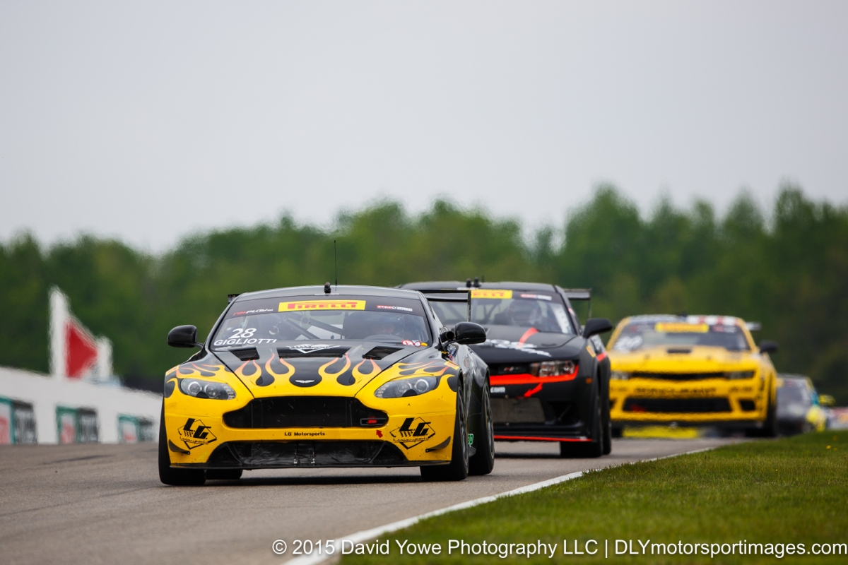 2015 Mosport (#28 LG Motorsports)