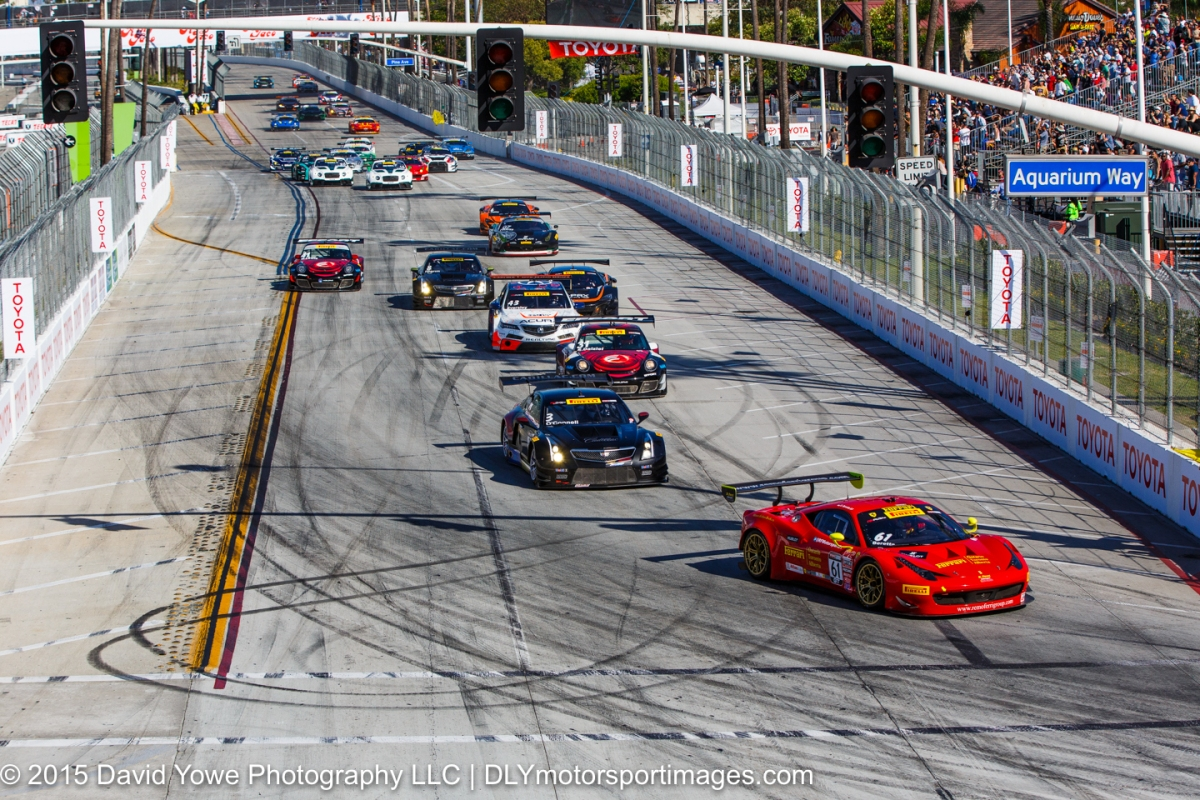2015 Long Beach (Race start)