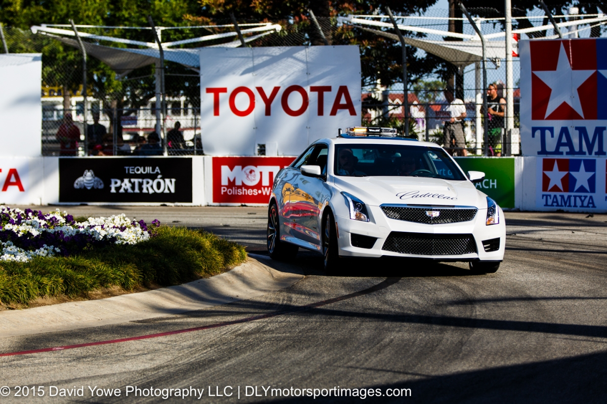 2015 Long Beach (Safety car)