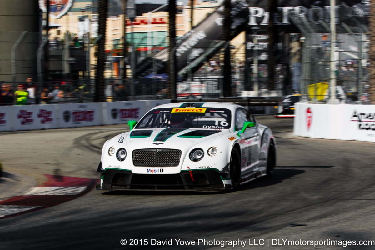 2015 Long Beach (#16 Bentley)