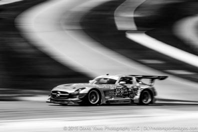 #08 DragonSpeed Mercedes-Benz AMG SLS GT3 (Mosport, Canada)