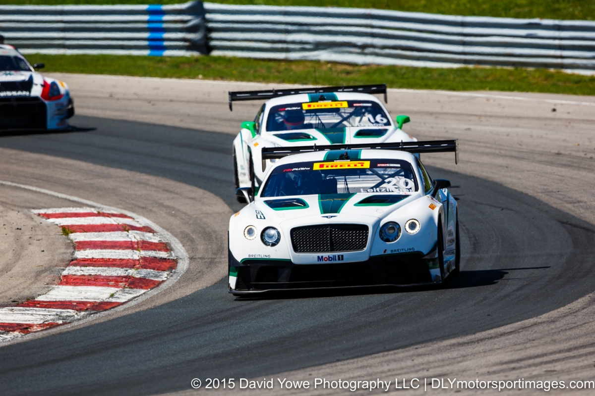 2015 Mosport (#20 Bentley)