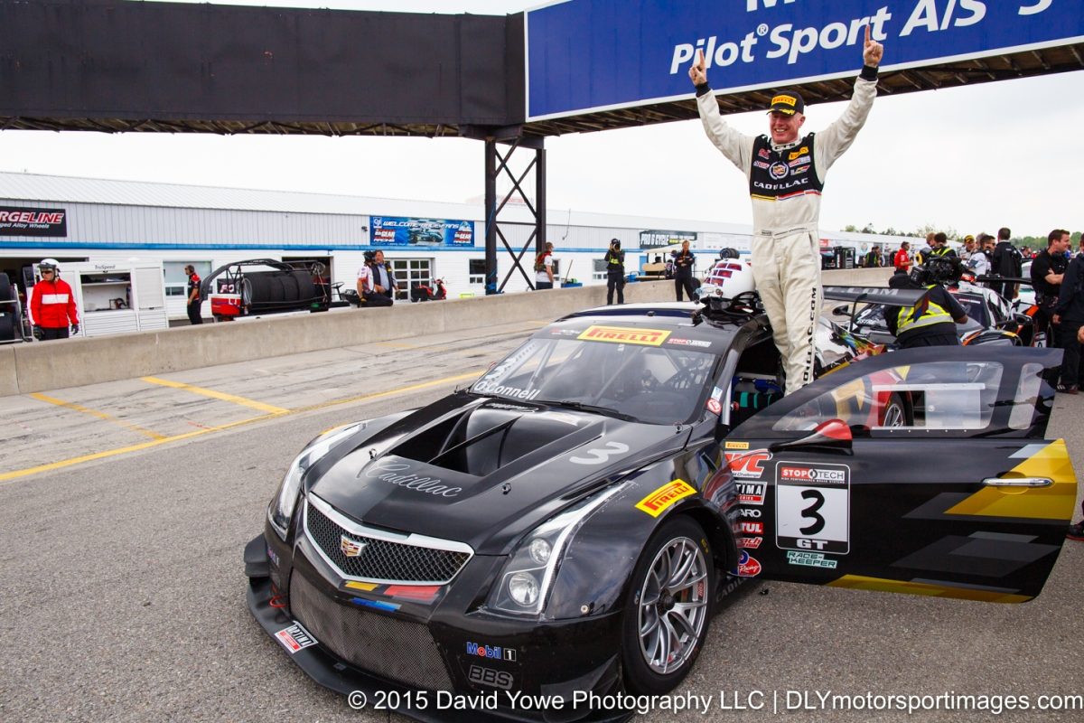 2015 Mosport (#3 Cadillac)