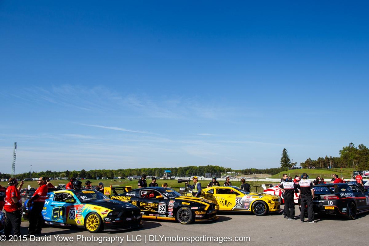 2015 Mosport (GTS pre-race)
