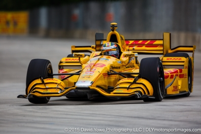 #28 Andretti Autosport Honda (Detroit, Michigan, USA)