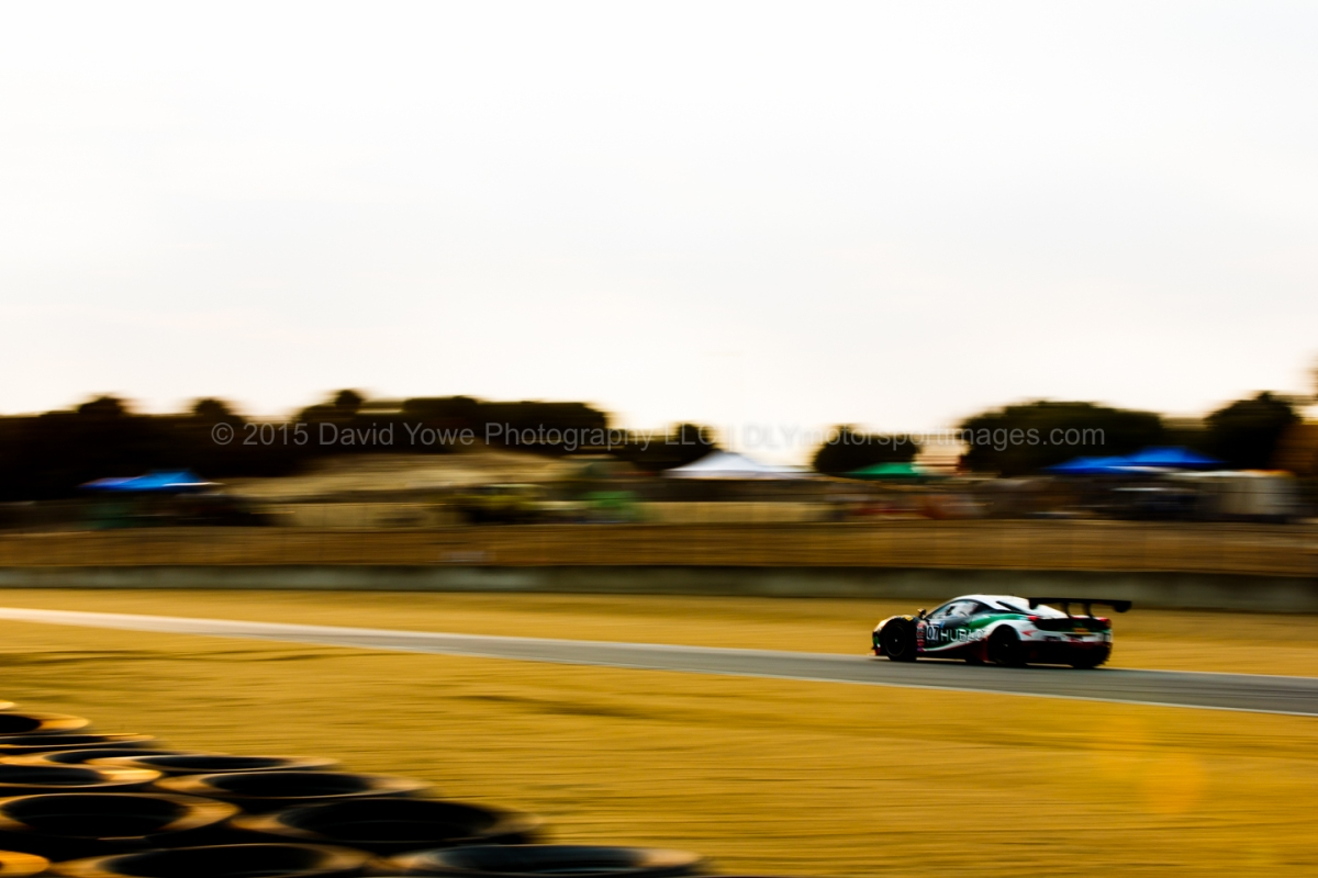 2015 Laguna Seca (In the morning light)
