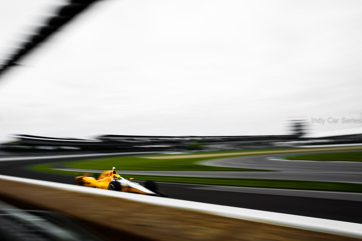 2016 Indy 500 (DLY-1556)
