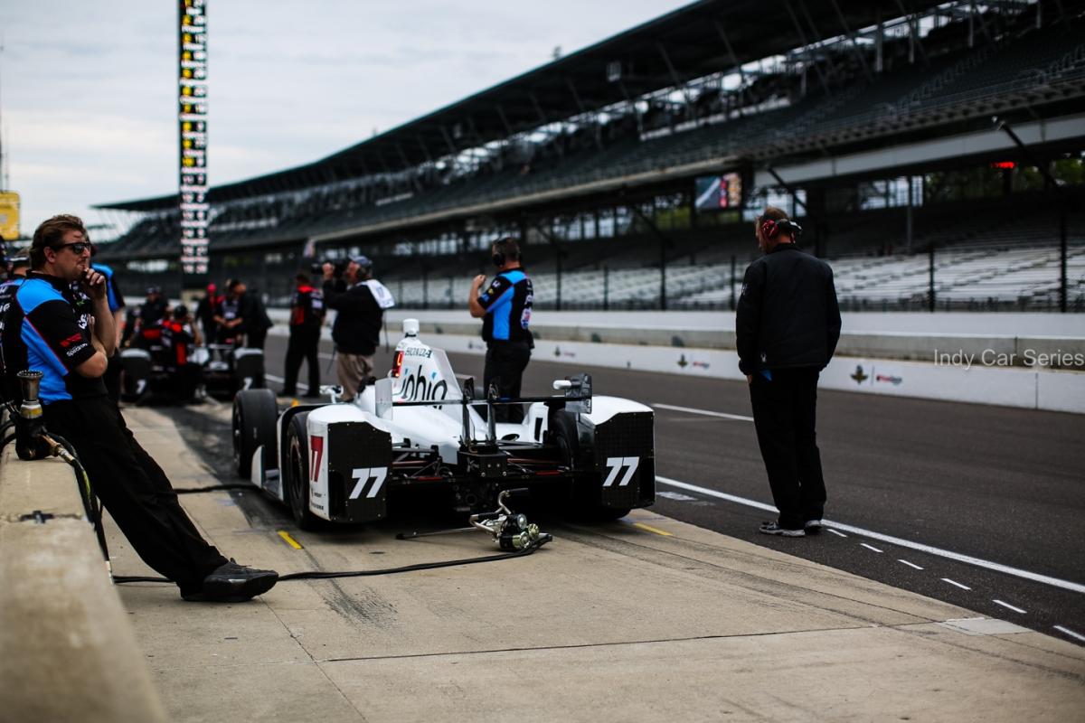 2016 Indy 500 (DLY-1685)