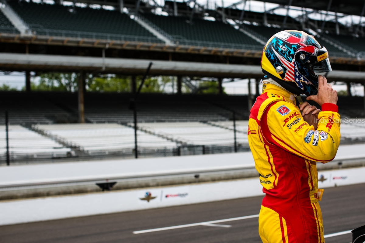 2016 Indy 500 (DLY-1702)