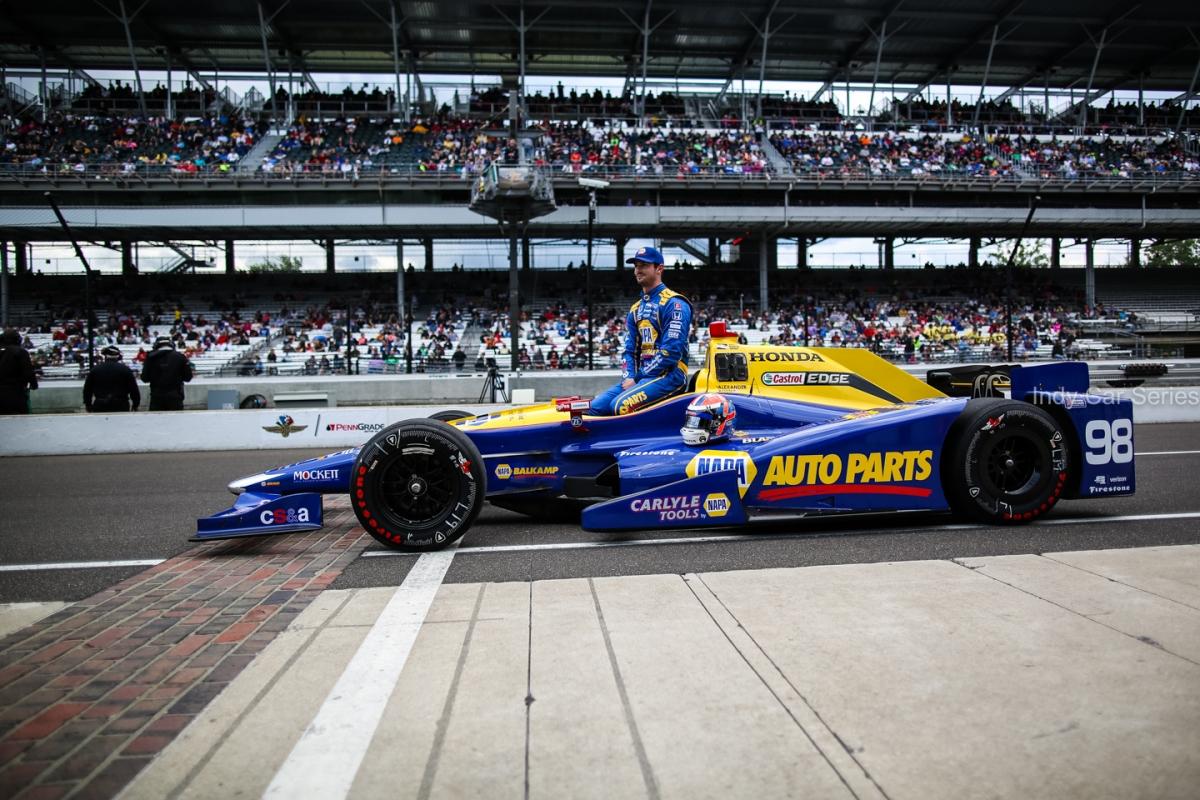 2016 Indy 500 (DLY-1842)