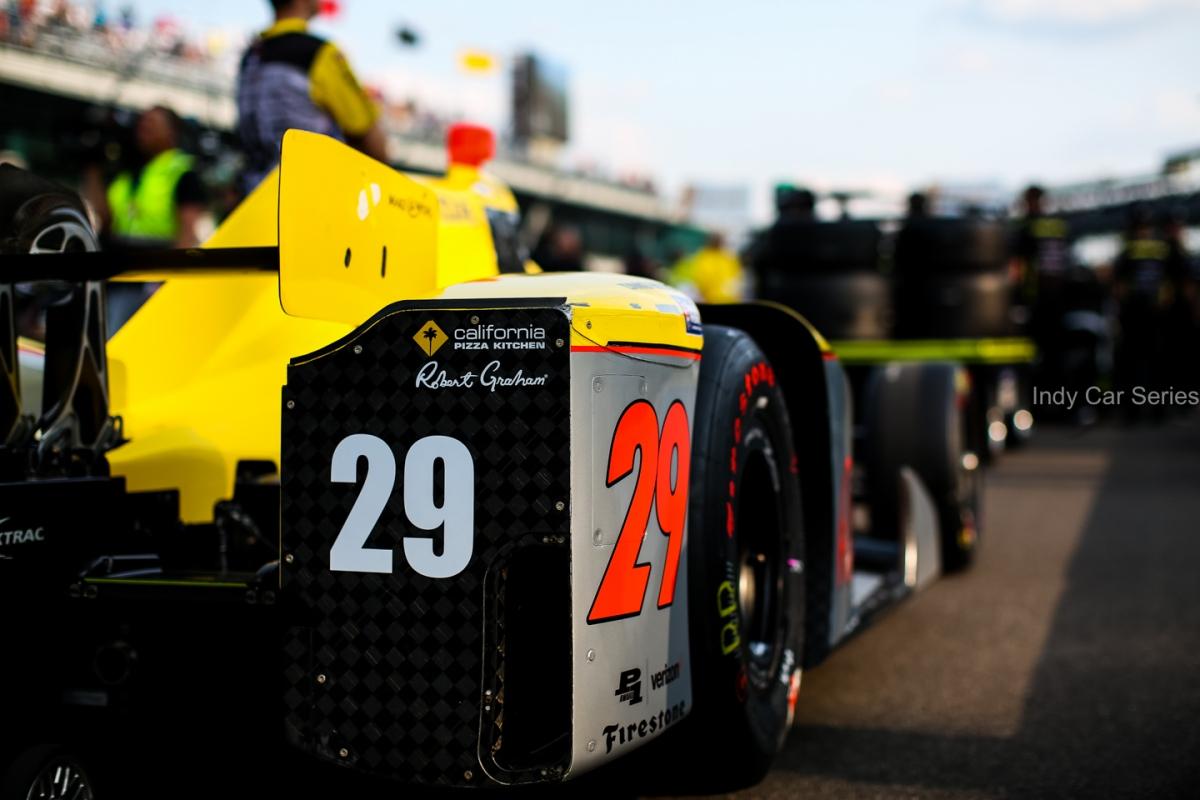 2016 Indy 500 (DLY-1900)