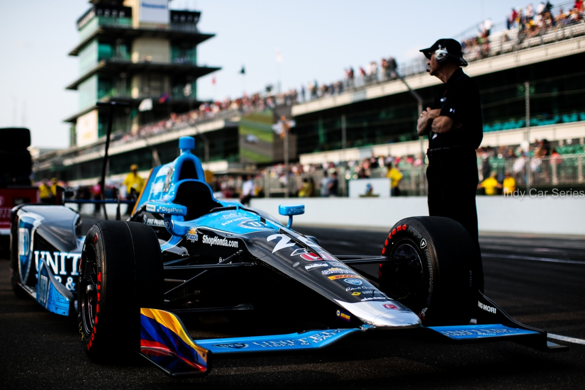 2016 Indy 500 (DLY-1904)