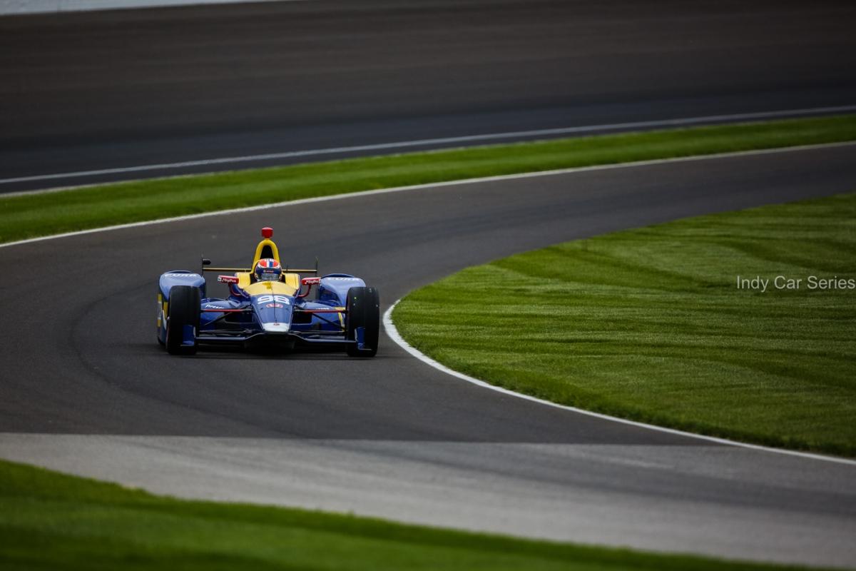 2016 Indy 500 (DLY-4447)