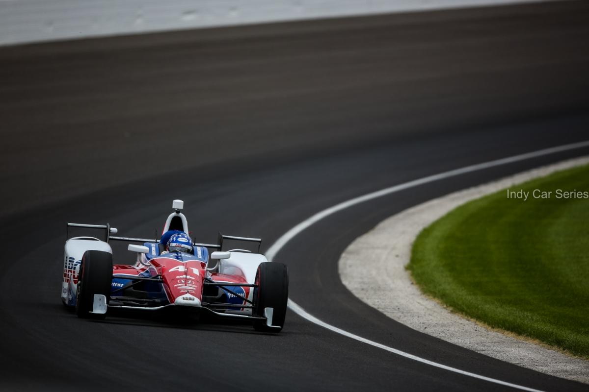 2016 Indy 500 (DLY-4593)