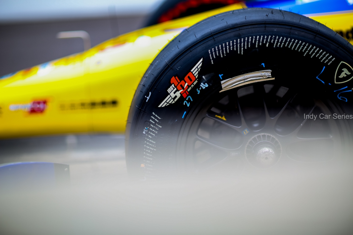 2016 Indy 500 (DLY-7226)
