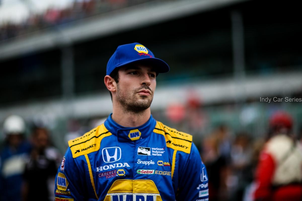 2016 Indy 500 (DLY-7665)