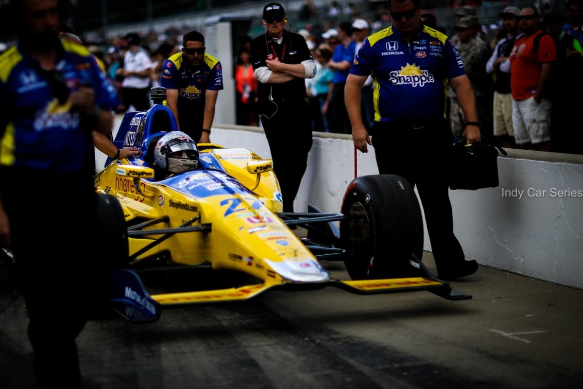 2016 Indy 500 (DLY-7676)