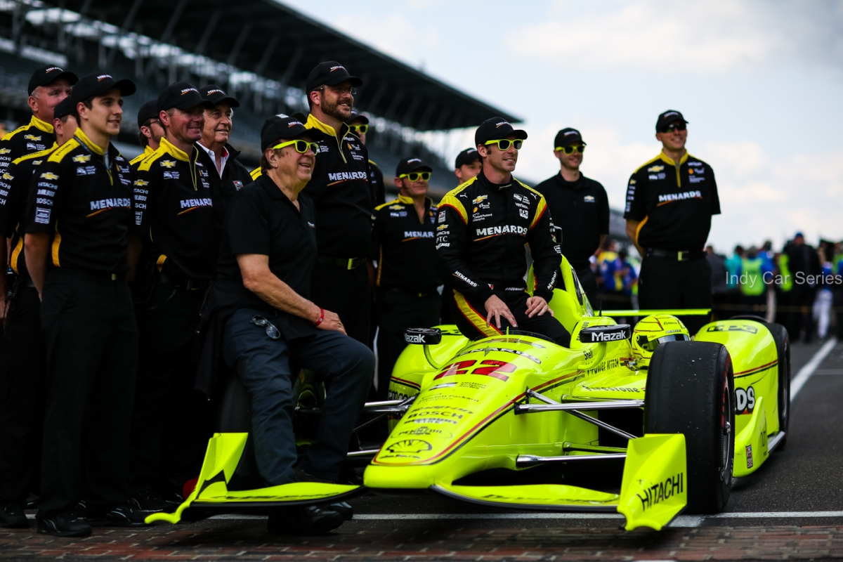 2016 Indy 500 (DLY-7735)