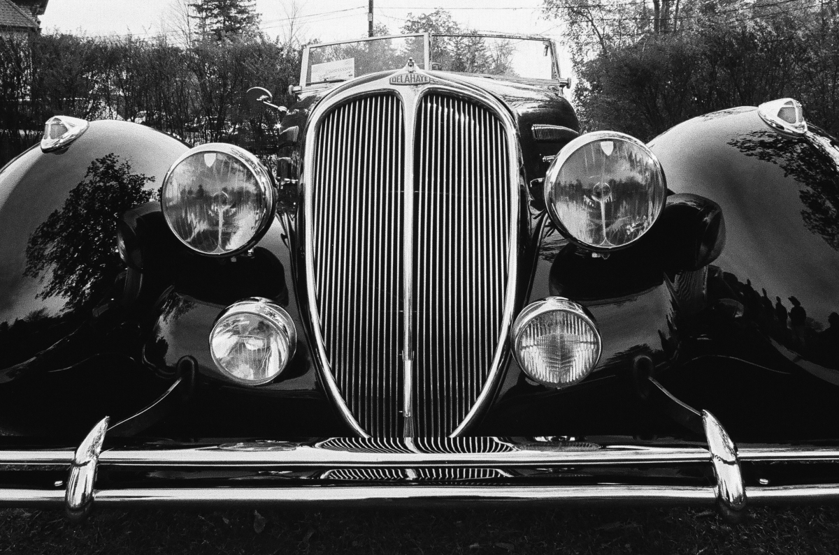 2016 kodak tri x film and extinct car day at the larz Anderson motors llc