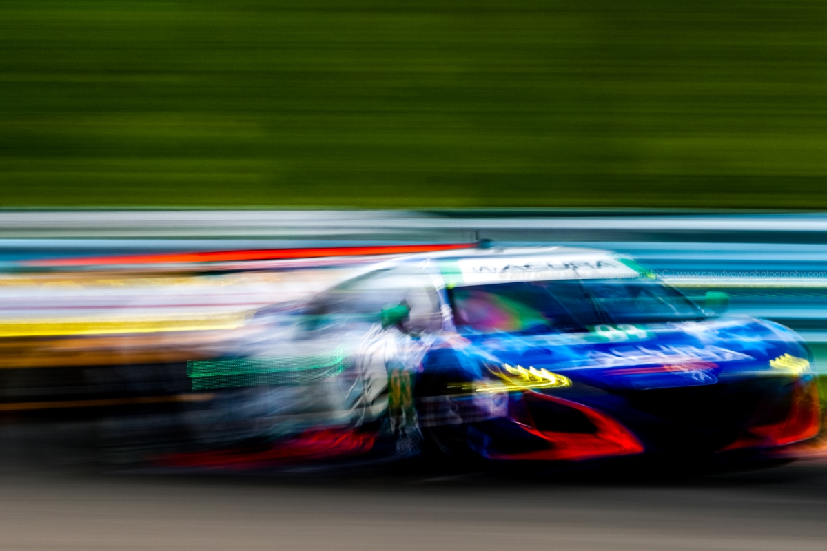 2017 Watkins Glen (Abstract of color)